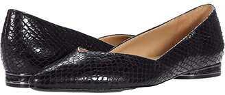 Naturalizer Havana (Black Snake Print Leather) Women's Shoes