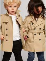 Burberry The Wiltshire - Heritage Trench Coat , Size: 18M, Yellow