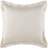 Waterford Olivette Dot-Stitched Square Pillow