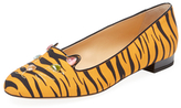 Charlotte Olympia Kitty On The Rocks Flat