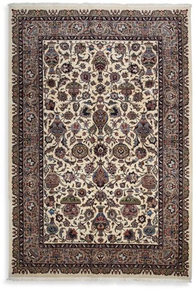 Solo Rugs Persian Kerman Hand-Knotted Wool Area Rug