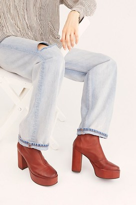 Fp Collection Lucy Platform Boots