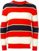 Ermanno Scervino striped jumper - men - Cashmere - 48