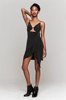 Zimmermann Silk Shaped Wire Drape Dress