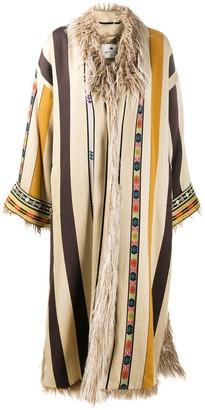 Etro Oversized Long Coat