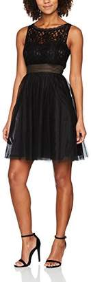 Vera Mont VM Women's 2513/3990 Party Dress, (Jet Black 9042)