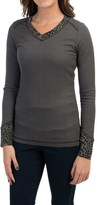 Royal Robbins Torrey Thermal Shirt - V-Neck, Long Sleeve (For Women)