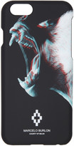 Marcelo Burlon County of Milan Black Serafin iPhone 6 Case