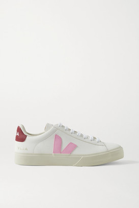 Veja Campo Leather Sneakers - White