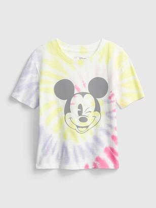 Disney GapKids   Mickey Mouse Flash Tie-Dye T-Shirt