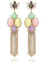 Anton Heunis Candy Store Collection Chains Earrings