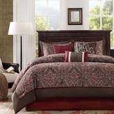 JCPenney Madison Park Preston Paisley 7-pc. Comforter Set