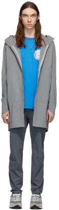 Veilance Grey Apsis Coat