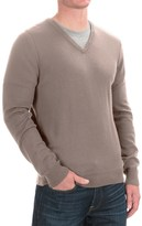 Cullen C89men Merino Wool Sweater - V-Neck (For Men)