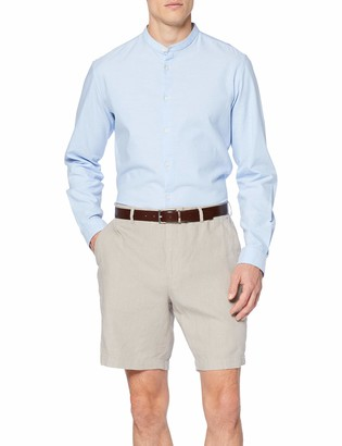 Find. Amazon Brand Men's Linen Shorts