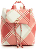 Vivienne Westwood Women's Derby Tartan Mini Backpack Mac Beata