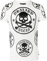 Philipp Plein Plum T-shirt - men - Cotton - M