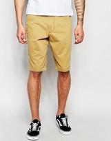 Hollister Longboard Short In Khaki