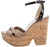 Jimmy Choo Cork Platform Sandals