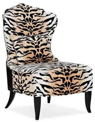 Hooker Furniture Sanctuary 2 Belle Fleur Slipper Chair