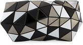 Bao Bao Issey Miyake Exclusive Distortion Clutch Bag