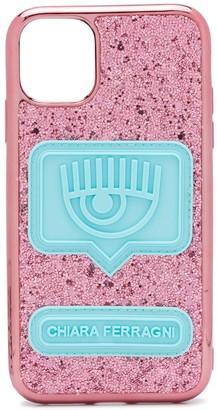 Chiara Ferragni Glitter Iphone 11 Case