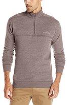 Columbia Men's Hart Mountain II Half-Zip Pullover Sweater
