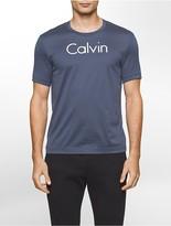 Calvin Klein Platinum Embossed Logo T-Shirt