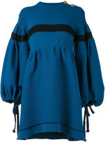 Sonia Rykiel shift dress - women - Cotton/Nylon - S