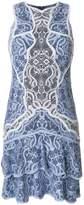 Jonathan Simkhai ruffled lace dress