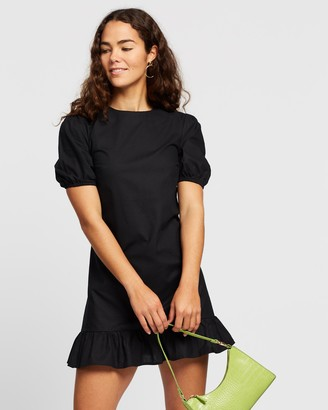 Atmos & Here Bedale Mini Dress