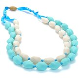 Chewbeads - Astor Necklace - Turquoise