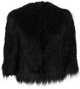 Theory Elstana Shaggy Faux Fur Jacket