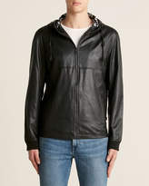 Levi's Perforated Hooded Jacket
