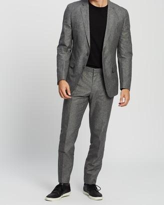 HUGO BOSS Helford Gander Slim Fit Suit