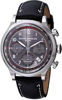 Baume & Mercier Men's MOA10003 Capeland Chronograph Dial Watch