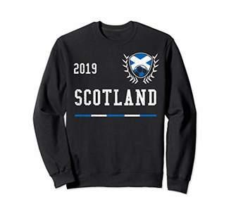 Scotland Football Jersey 2019 Scottish Soccer Jersey Sweatshirt