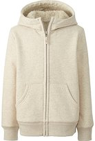Uniqlo Kids Pile-Lined Sweat Long Sleeve Full-Zip Hooded Jacket