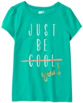 Crazy 8 Just Be You Tee