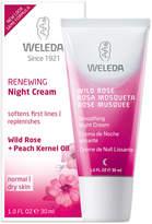 Weleda Wild Rose Renewing Night Cream by 1oz Cream)