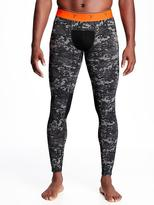 Old Navy Go-Dry Base-Layer Tights for Men