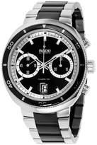 Rado D-Star R15965152 Stainless Steel & Ceramic Automatic 43mm Mens Watch