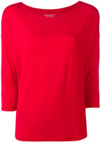Majestic Filatures knitted top - women - Spandex/Elastane/Viscose - I