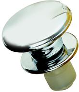 Sheridan Circle Chrome-Plated Wine Stopper