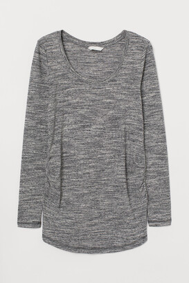 H&M MAMA Jersey Top