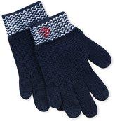 Petit Bateau Kids wool and cotton gloves