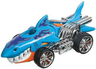 Hot Wheels 9 Monster Action Sharkruiser