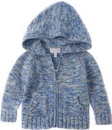 Baby CZ Unisex Blue Cashmere Hoodie