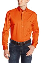 Wrangler Men's Advanced Comfort Sport Long Sleeve Shirt
