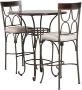 Bombay® 3-Piece Coleman Pub Table Set in Espresso